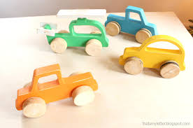 wooden car ramp toy diy wood push car truck and helicopter toy