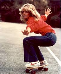 Skateboard Halloween Costumes Farah Fawcett Halloween Costume Ideas Farrah
