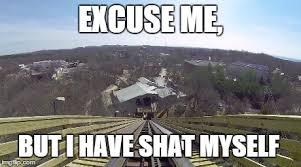 Roller Coaster Meme - rollercoasters in a nutshell imgflip