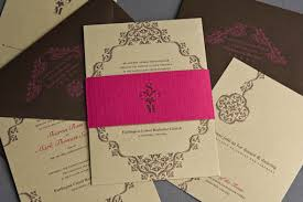 Asian Wedding Invitation Indian Wedding Invitations By Saima Says Designs Maharani Weddings