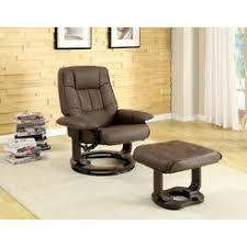 swivel recliner chair ottoman