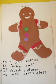 Gingerbread Man Worksheets 102 Best Gingerbread Man Loose In The Images On Pinterest