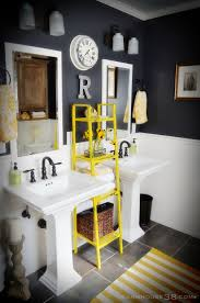 Grey And Yellow Bathroom by 175 Best Bathroom Bliss Images On Pinterest Bathroom Ideas Room