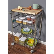 butcher block kitchen island cart 18 x 24 kitchen island cart with butcher block storables