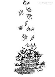 autumn coloring pages fall coloring pages nice pages and easily