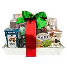chocolate gift baskets costco