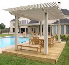 Decks With Roofs Pictures by