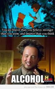 History Channel Ancient Aliens Meme - all them fans that cant stay off my page this is for you you know