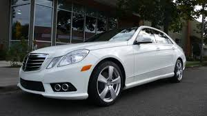 mercedes 2010 e350 price 2010 mercedes e350 premium sport m car company