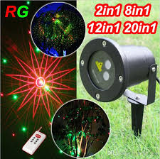 Laser Christmas Lights For Sale Remote Controller 2in1 12in1 8in1 20in1 Light Christmas Outdoor