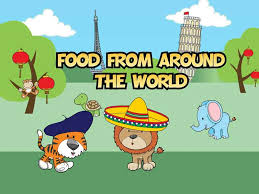 food from around the world rascals