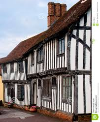 English Tudor by English Tudor Houses Editorial Photography Image 45753247