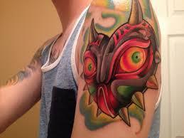 no regrets tattoo shop memphis tn my majora s mask from the