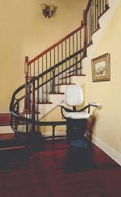 curved stair lifts u2014 bfa llc