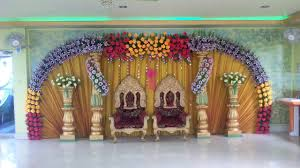 Home Decor In Kolkata Wedding Flower Decoration Munna 9339971327 Kolkata Youtube