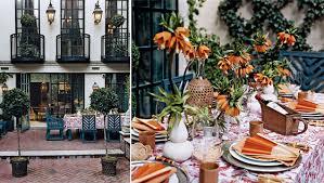 Charlotte Moss by Decorator Charlotte Moss U0027s Upper East Side Garden Home Design