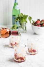 a summery rosé spritzer the sweetest occasion