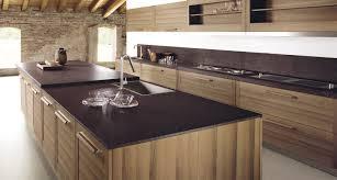 cuisine bois brut cuisine en bois design inspirations et fixer small photo