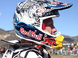 fly motocross helmet andrew short ama supercross interview motorcycle usa