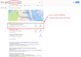 Map Melbourne Fl Seo Results