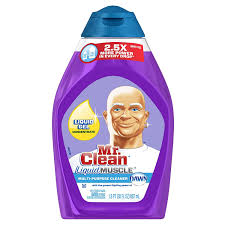 Clean Cleaner by Amazon Com Mr Clean Liquid Muscle All Purpose Surface Cleaner