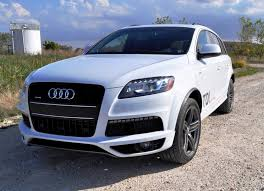 audi a7 modified audi q7 reviews specs u0026 prices top speed