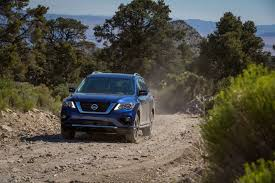 nissan pathfinder 2017 2017 nissan pathfinder priced from 30 890 in the us