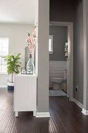 Wood Floor In Powder Room - fresh u0026 modern powder room reveal keys to inspiration