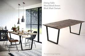 dining table industrial dining tables for sale style table