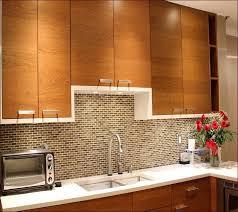 stick on kitchen backsplash the aspect peel and stick backsplash tiles in glass and metal