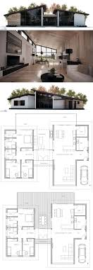 small homes floor plans the 25 best modern bungalow house plans ideas on