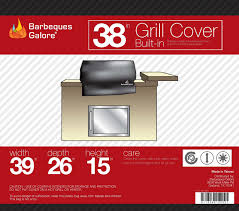 Backyard Grill 5 Burner by Turbo Elite 5 Burner Built In Gas Grill Barbeques Galore