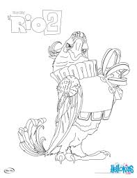 free coloring pages rio 2 free rio coloring pages