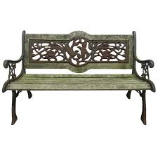 Wrought Iron Benches For Sale Bench Italian Antique Wrought Iron For Sale At 1stdibs Regarding