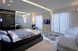 plafond chambre a coucher plafonds faux plafond blanc éclairage intégré chambre coucher