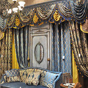 china 100 cotton curtains fabric from guangzhou manufacturer