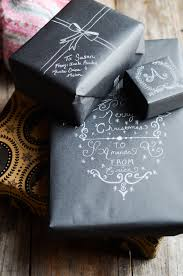 chalkboard wrapping paper december 2014 simple days