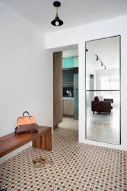 Design Ideas For Doing Up Your HDB Flat Entrance Area Home - Hdb interior design ideas