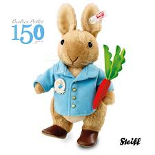 exclusive peter rabbit steiff