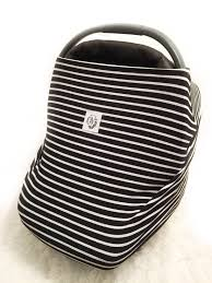 My Little Seat Infant Travel High Chair Classic Black U0026white Stripe Over U2014 The Over Company Multi Use Baby
