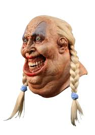 latex halloween mask kits scary masks horror movie masks scary clown masks