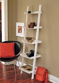 Short Ladder Bookcase Shop Bookcases At Homedepot Ca The Home Depot Canada