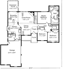 floor plan space saving house plans efficient home floor plan