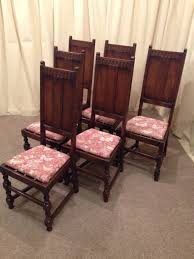 Colonial Dining Room Chairs by Ercol Dining Table U0026 6 Chairs Court Cupboard Ercol Old Colonial