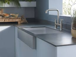 smart divide stainless steel sink sinks kohler vault kitchen sink apron front farmhouse kitchen