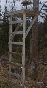 25 unique tree stand ideas on deer feeders