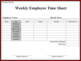 Hourly Timesheet Template Excel Daily Timesheet Template Sheet Template 14 40 Free Timesheet