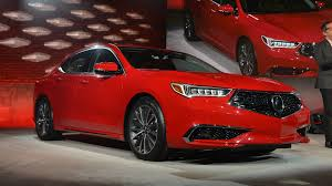 2018 acura tlx reviews and 2018 acura tlx gets an aggressive new look loads of added tech