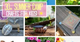 Garden Crafts For Kids - summer camp crafts for kids 30 ideas for a fun camp craft