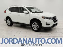 nissan rogue tow package pre owned 2017 nissan rogue sv sport utility in mishawaka